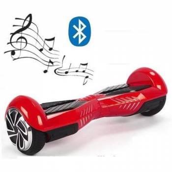 Гироскутер Smart Balance Wheel Transformers + Music 6,5 (красный)