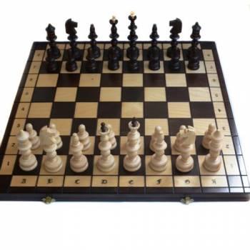 Шахматы деревянные Старопольские
