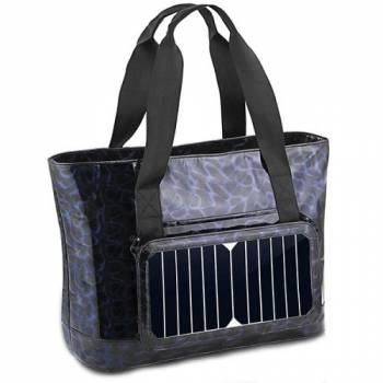 Зарядное устройство на солнечных батареях (сумка для ноутбука) SolarBag SB-360