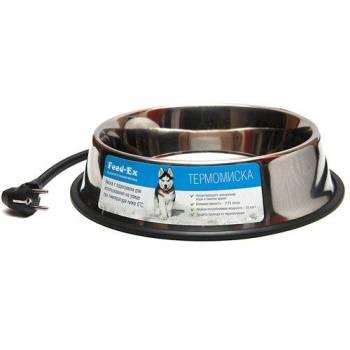 Термомиска с подогревом Feed-Ex TPM-01 для собак и других домашних животных