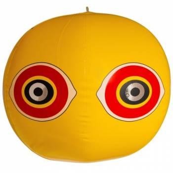 Отпугиватель птиц - виниловый шар с глазами хищника Terror Eyes