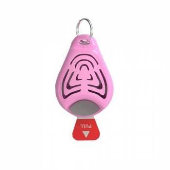 Ультразвуковой отпугиватель клещей для детей TickLess Baby Розовый
