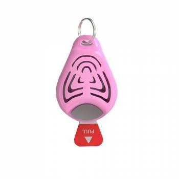 Ультразвуковой отпугиватель клещей для домашних животных TickLess Pet Розовый