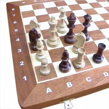Подарочные деревянные шахматы Турнирные