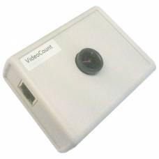 """Видеосчетчик посетителей """"VideoCount"""" с аналитикой и передачей через интернет (серый)"""