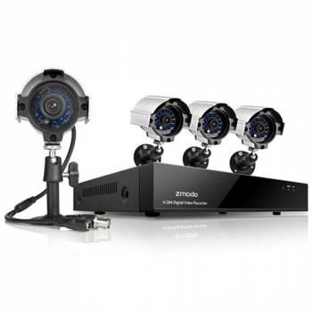 Комплект видеонаблюдения Zmodo Базовый