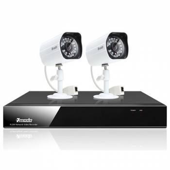Комплект видеонаблюдения Zmodo PoE 1