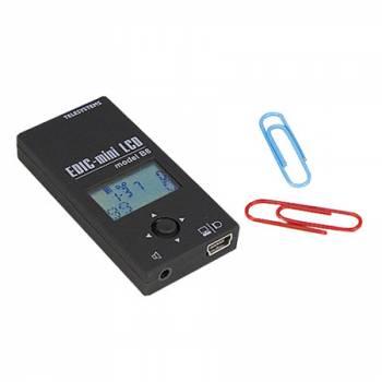 Профессиональный мини диктофон Edic-mini LCD B8-300h с ЖК-дисплеем