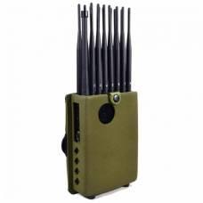 Мультичастотный мобильный подавитель «Терминатор 37-5G (16х12)»
