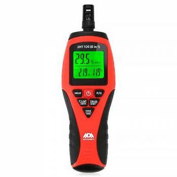 Влагомер и измеритель температуры ADA ZHT 100 (6 в 1)