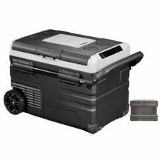 Двухкамерный компрессорный автохолодильник Alpicool ETWW35