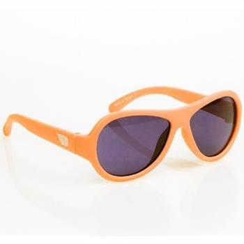 Детские солнцезащитные очки Babiators Originals Ух ты!, оранжевый
