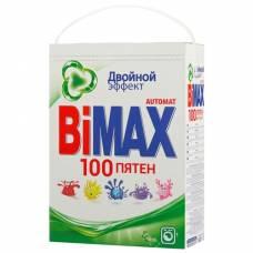 """Стиральный порошок BiMax """"100 пятен"""", автомат, 4 кг"""