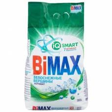 """Стиральный порошок BiMax """"Белоснежные вершины"""", 3 кг"""