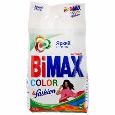 """Стиральный порошок BiMax """"Color&Fashion"""", 3 кг"""