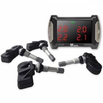 Система контроля давления и температуры в шинах Carax TPMS CRX-1010N (внутренняя установка)