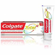 """Зубная паста Colgate """"Total 12. Чистая Мята"""", комплексная, 75 мл"""