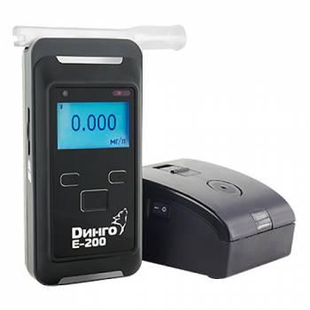 Алкотестер Динго Е-200 (В) с принтером