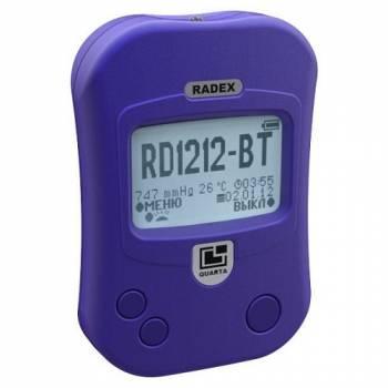 Дозиметр радиации RADEX RD1212-BT bluetooth
