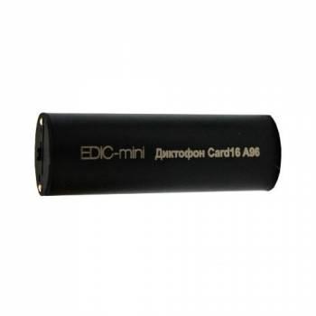Диктофон цифровой Edic-mini Card16 A96