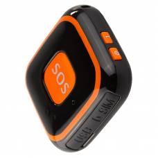Персональный GPS/SMS трекер с тревожной кнопкой на руку «TrakFon TP-28 Black»