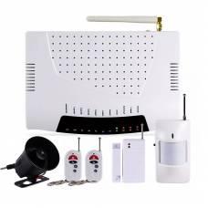 Беспроводная GSM сигнализация СТРАЖ «СОКОЛ-PROF» (до -45C)