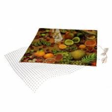 """Сушилка для фруктов, овощей, ягод, грибов """"Самобранка"""" (75*50см)"""