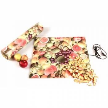 Сушилка для фруктов, овощей, ягод, грибов Самобранка (50*50см с терморегулятором)