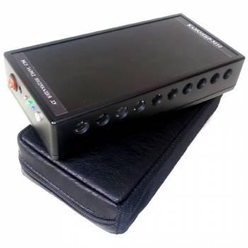Камуфлированный подавитель диктофонов Канонир-М10 в сумочке