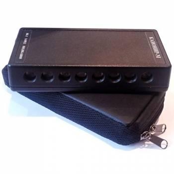 Камуфлированный ультразвуковой подавитель диктофонов «Канонир-8М» с пультом ДУ