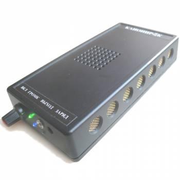 Подавитель микрофонов любых устройств звукозаписи Канонир-7К