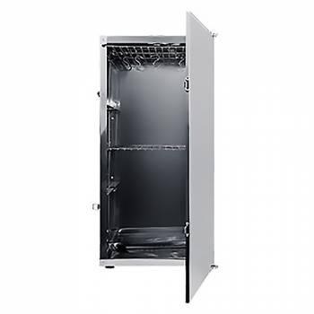 Коптильный шкаф Симпл из нержавеющей стали, 90 л