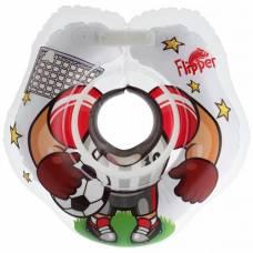 Круг для купания новорожденных Flipper Футболист ROXY-KIDS