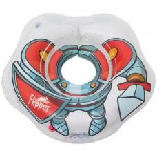 Круг для купания новорожденных Flipper Рыцарь ROXY-KIDS