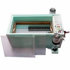 Инкубатор автоматический  «Матрица ДЕЛИ» на 72 яйца