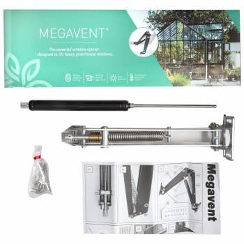 Автомат для проветривания теплицы MEGAVENT усиленный (термопривод)