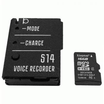 Цифровой мини-диктофон Сорока-14.3