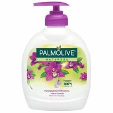 """Жидкое мыло для рук Palmolive """"Роскошная Мягкость"""", черная орхидея, 300 мл"""