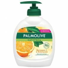 Жидкое крем-мыло для рук Palmolive Витамин C и Апельсин, для рук, 300 мл