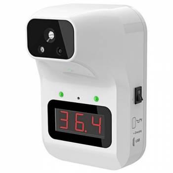 Инфракрасный бесконтактный термометр Thermo A200 с настенным креплением