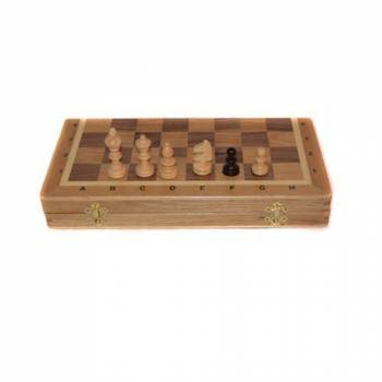 Шахматы деревянные Олимпик светлые
