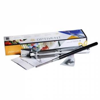 Термопривод для теплиц OPTIVENT с двумя пружинами и пылезащитой штока
