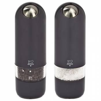 Набор электрических мельниц Peugeot Alaska DUO Quartz для соли и перца, 17 см