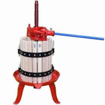 Пресс для отжима сока Zambelli D20 домкратный, 9,5 л