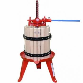 Пресс для отжима сока Zambelli D 45 домкратный, 96 л