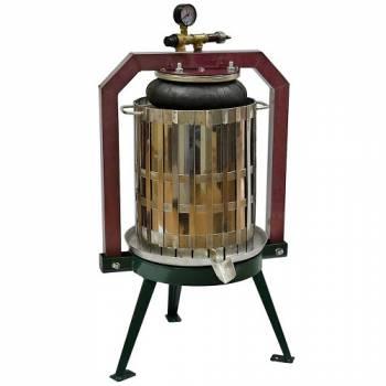 Пресс для отжима сока Муромец МП с пневматическим приводом, 12 л