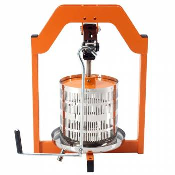Пресс для отжима сока SOK-10 домкратный, 10 л (с кожухом)