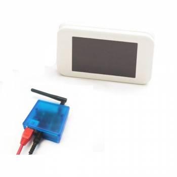 Беспроводная система подсчета посетителей R-Count-Ethernet (белый)