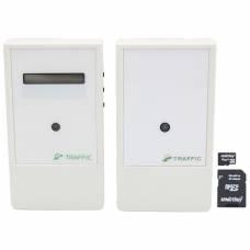 Автономный счетчик посетителей TRAFFIC 1D Compact (SD карта в комплекте)