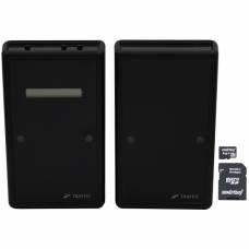 Автономный счетчик посетителей TRAFFIC 2D Black (SD карта в комплекте)
